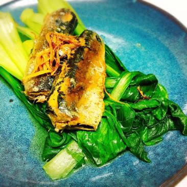 沙丁魚料理-2