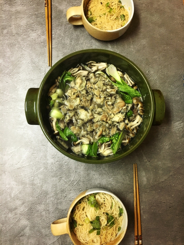 麻油羊肉湯米粉-1-1